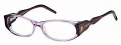 Roberto Cavalli RC0633 Eyeglasses Eyeglasses - 072 Violet, Havana Transparent