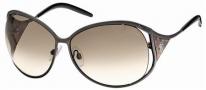 Roberto Cavalli RC574S Sunglasses Sunglasses - 08F Desert Havana, Gradient Lens