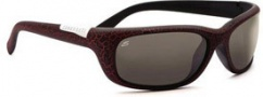 Serengeti Verucchio Sunglasses Sunglasses - 7442 Red Granite / Polar PhD CPG