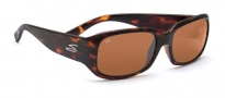 Serengeti Giuliana Sunglasses Sunglasses - 7512 Dark Tortoise / Drivers Polarized