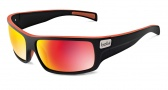 Bolle Tetra Sunglasses Sunglasses - 11707 Matte Black / Red Line / Polarized TNS Fire