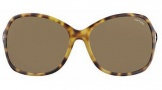 Tom Ford FT0186 Sheila Sunglasses Sunglasses - 56J Havana / Roviex