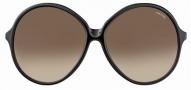 Tom Ford FT0187 Rhonda Sunglasses Sunglasses - 05F Dark Brown/brown shaded