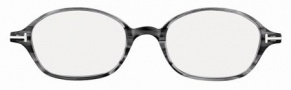 Tom Ford FT5151 Eyeglasses Eyeglasses - 020 Transparent Gray-Black