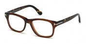 Tom Ford FT5164 Eyeglasses Eyeglasses - 050 Dark Brown