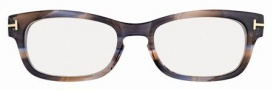 Tom Ford FT5184 Eyeglasses Eyeglasses - 086 Light Blue