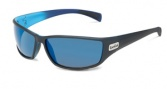 Bolle Python Sunglasses Sunglasses - 11693 Matte Blue / Blue / Polarized GB10