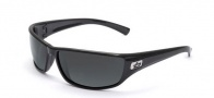 Bolle Python Sunglasses Sunglasses - 11328 Shiny Black / Poalrized TNS