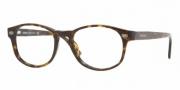 Versace VE3133 Eyeglasses Eyeglasses - 108  DARK HAVANA DEMO LENS