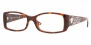 Versace VE3139B Eyeglasses Eyeglasses - 879  HAVANA DEMO LENS