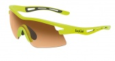 Bolle Vortex Sunglasses Sunglasses - 11486 Neon Yellow / B-Clear Photo Amber