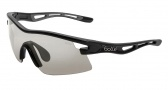 Bolle Vortex Sunglasses Sunglasses - 11858 Shiny Black / PC TNS