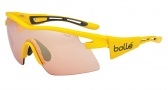 Bolle Vortex Sunglasses Sunglasses - 11870 Yellow / Modulator Rose Gun