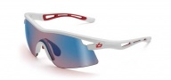 Bolle Vortex Sunglasses Sunglasses - 11411 Shiny White / Rose Blue