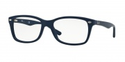 Ray Ban RX5228 Eyeglasses Highstreet Eyeglasses - 5583 Sand Blue