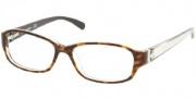 Tory Burch TY2001 Eyeglasses Eyeglasses - 800  TORT/CRYSTAL DEMO LENS