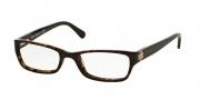 Tory Burch TY2003 Eyeglasses Eyeglasses - 510  DK TORTOISE DEMO LENS