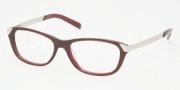 Tory Burch TY2005 Eyeglasses Eyeglasses - 835 Oxblood