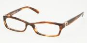 Tory Burch TY2010 Eyeglasses Eyeglasses - 860  Amber (havana)