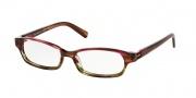 Tory Burch TY2016B Eyeglasses Eyeglasses - 981  PINK OLIVE TORT DEMO LENS