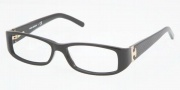 Tory Burch TY2017 Eyeglasses Eyeglasses - 501 Black (Demo Lens)