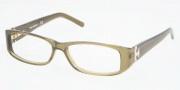 Tory Burch TY2017 Eyeglasses Eyeglasses - 666 Olive (Demo Lens)
