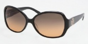 Tory Burch TY7019 Sunglasses Sunglasses - 501/95 BLACK GREY ORANGE FADE