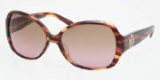 Tory Burch TY7019 Sunglasses Sunglasses - 913/14 PINK MARBLE BROWN ROSE