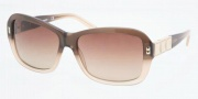 Tory Burch TY7025 Sunglasses Sunglasses - 952/13 BROWN FADE BROWN GRADIENT
