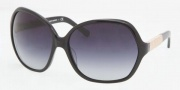 Tory Burch TY7030 Sunglasses Sunglasses - 501/11 BLACK GREY GRADIENT