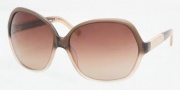 Tory Burch TY7030 Sunglasses Sunglasses - 952/13 BROWN FADE BROWN GRADIENT
