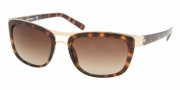Tory Burch TY9008 Sunglasses Sunglasses - 510/13 TORTOISE BROWN GRADIENT