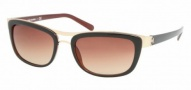 Tory Burch TY9008 Sunglasses Sunglasses - 513/13 PUTTY/BRONZE BROWN GRADIENT