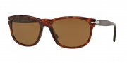 Persol PO2989S Sunglasses Sunglasses - 24/57  HAVANA CRYSTAL BROWN POLARIZED