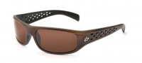 Bolle Satellite Sunglasses Sunglasses - 11345 Walnut / Polarized A-14