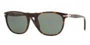 Persol PO2994S Sunglasses Sunglasses - 24/31  HAVANA CRYSTAL GREEN