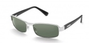 Bolle Lenox Sunglasses Sunglasses - 11395 Shiny Silver / Polarized A-14