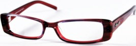 Kenneth Cole New York KC0140 Eyeglasses Eyeglasses - 071 Clear Wine Horn/Demo Lens