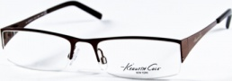 Kenneth Cole New York KC0146 Eyeglasses Eyeglasses - 037 Bronze/Demo Lens