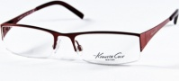 Kenneth Cole New York KC0146 Eyeglasses Eyeglasses - 070 Burgundy/Demo Lens