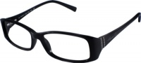 Kenneth Cole New York KC0148 Eyeglasses Eyeglasses - 001 Black/Demo Lens