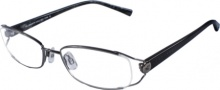 Kenneth Cole New York KC0149 Eyeglasses Eyeglasses - 008 Shiny Gunmetal/Demo Lens