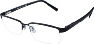 Kenneth Cole New York KC0151 Eyeglasses Eyeglasses - 002 Black/Demo Lens