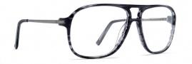 Von Zipper LMAO Eyeglasses Eyeglasses - Streaky Grey Tortoise