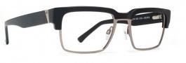 Von Zipper Joey Bagga Donuts Eyeglasses Eyeglasses - Black Satin