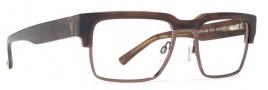 Von Zipper Joey Bagga Donuts Eyeglasses Eyeglasses - Demi Tortoise