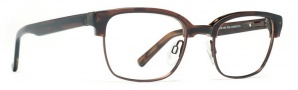 Von Zipper Homeland Obscurity Eyeglasses Eyeglasses - Demi Tortoise