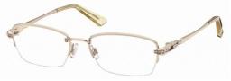 Swarovski SK5001 Eyeglasses Eyeglasses - 028 Gold/Demo Lens