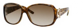 Gucci 3168 Sunglasses Sunglasses - 0791 Havana (CC Brown Gradient Lens