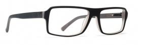 Von Zipper Ctrl + Alt + Del Eyeglasses Eyeglasses - Black Smoke Satin